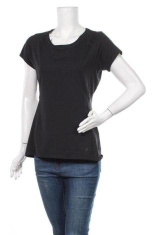 Γυναικείο t-shirt H&M Sport, Μέγεθος M, Χρώμα Μαύρο, 87% πολυεστέρας, 13% ελαστάνη, Τιμή 9,35€