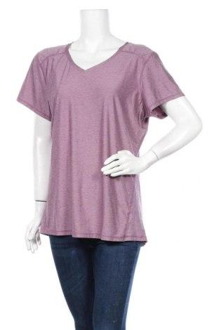 Γυναικείο t-shirt Head, Μέγεθος XXL, Χρώμα Βιολετί, 96% πολυεστέρας, 4% ελαστάνη, Τιμή 8,83€