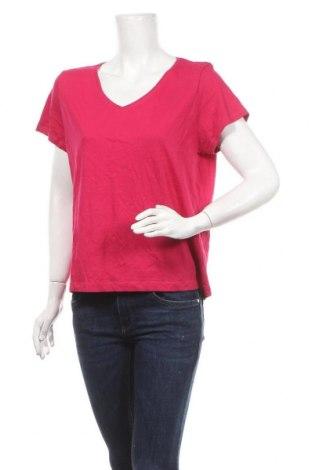 Γυναικείο t-shirt Indiska, Μέγεθος L, Χρώμα Ρόζ , Τιμή 6,07€