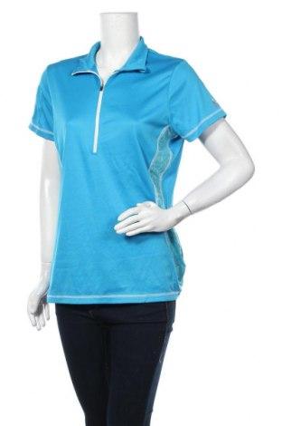 Дамска тениска Inoc, Размер XL, Цвят Син, Полиестер, Цена 4,70лв.