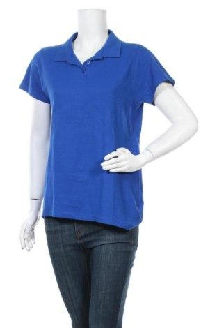 Γυναικείο t-shirt Jako, Μέγεθος L, Χρώμα Μπλέ, Βαμβάκι, Τιμή 4,97€