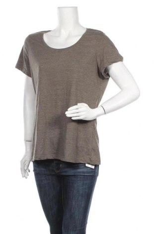 Γυναικείο t-shirt Janina, Μέγεθος XL, Χρώμα Πράσινο, 50% βαμβάκι, 50% πολυεστέρας, Τιμή 9,74€