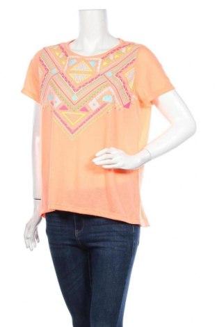 Γυναικείο t-shirt Janina, Μέγεθος XL, Χρώμα Πολύχρωμο, Πολυεστέρας, Τιμή 10,49€