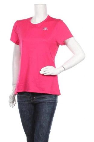 Дамска тениска Kalenji, Размер L, Цвят Розов, Цена 14,18лв.