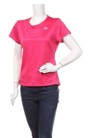 Дамска тениска Kalenji, Размер L, Цвят Розов, Цена 12,50лв.