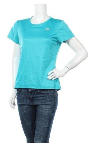 Дамска тениска Kalenji, Размер L, Цвят Син, Цена 9,56лв.