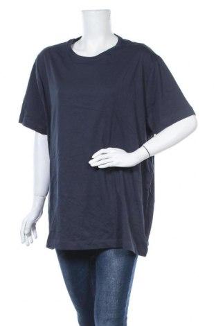 Γυναικείο t-shirt La Redoute, Μέγεθος 4XL, Χρώμα Μπλέ, Βαμβάκι, Τιμή 10,39€