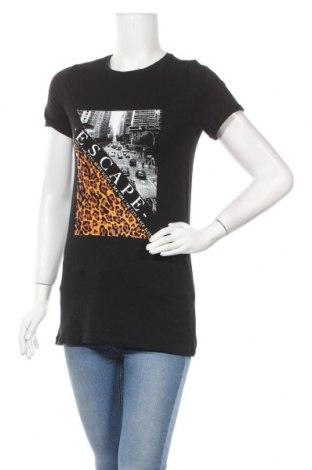 Γυναικείο t-shirt Mamalicious, Μέγεθος XS, Χρώμα Μαύρο, 95% βαμβάκι, 5% ελαστάνη, Τιμή 13,07€