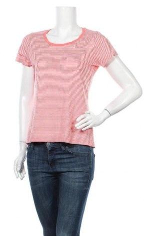 Γυναικείο t-shirt Manguun, Μέγεθος L, Χρώμα Ρόζ , Βαμβάκι, Τιμή 10,39€