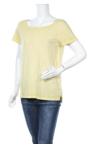 Γυναικείο t-shirt Marc O'Polo, Μέγεθος L, Χρώμα Κίτρινο, Βαμβάκι, Τιμή 20,78€