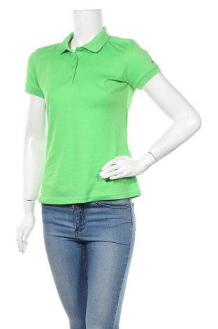Γυναικείο t-shirt McKinley, Μέγεθος S, Χρώμα Πράσινο, Πολυεστέρας, Τιμή 10,49€