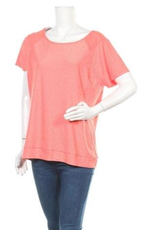 Γυναικείο t-shirt Mix, Μέγεθος XL, Χρώμα Ρόζ , Πολυεστέρας, ελαστάνη, Τιμή 11,04€