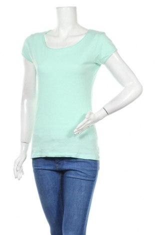 Γυναικείο t-shirt Multiblu, Μέγεθος M, Χρώμα Πράσινο, Βαμβάκι, Τιμή 11,69€