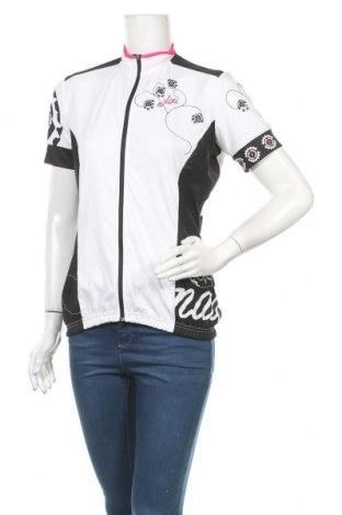 Дамска тениска Nalini, Размер XL, Цвят Черен, Полиестер, Цена 47,88лв.