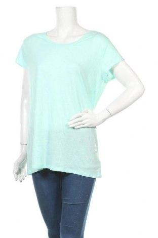 Γυναικείο t-shirt No Boundaries, Μέγεθος XXL, Χρώμα Μπλέ, 60% βαμβάκι, 40% πολυεστέρας, Τιμή 9,87€