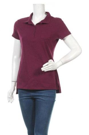 Γυναικείο t-shirt No Boundaries, Μέγεθος L, Χρώμα Βιολετί, 95% βαμβάκι, 5% ελαστάνη, Τιμή 10,39€
