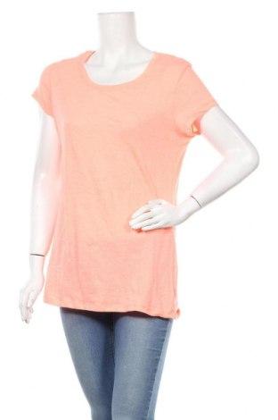 Γυναικείο t-shirt No Boundaries, Μέγεθος XL, Χρώμα Ρόζ , 60% βαμβάκι, 40% πολυεστέρας, Τιμή 8,64€