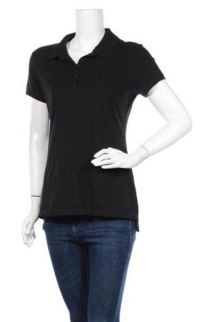 Γυναικείο t-shirt No Boundaries, Μέγεθος L, Χρώμα Μαύρο, 95% βαμβάκι, 5% ελαστάνη, Τιμή 10,49€