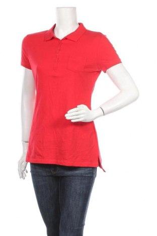 Γυναικείο t-shirt No Boundaries, Μέγεθος L, Χρώμα Κόκκινο, 95% βαμβάκι, 5% ελαστάνη, Τιμή 9,87€