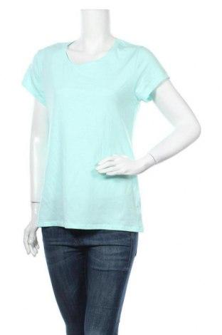 Dámské tričko No Boundaries, Velikost XL, Barva Modrá, 57% bavlna, 38% polyester, 5% elastan, Cena  244,00Kč