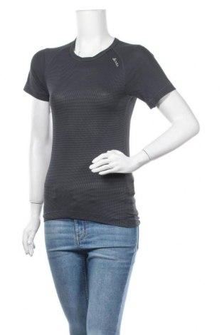 Дамска тениска Odlo, Размер S, Цвят Син, Полиестер, Цена 15,12лв.