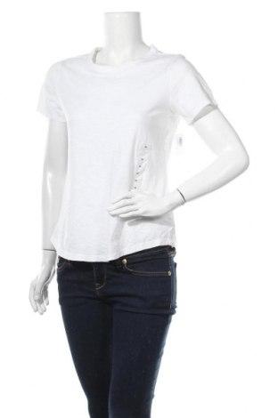 Дамска тениска Old Navy, Размер M, Цвят Бял, Памук, Цена 27,30лв.