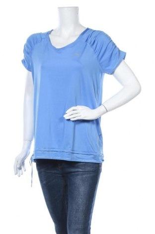 Дамска тениска PUMA, Размер L, Цвят Син, Цена 16,38лв.
