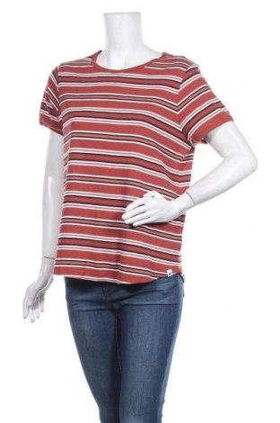 Γυναικείο t-shirt Piping Hot, Μέγεθος XL, Χρώμα Πολύχρωμο, Βαμβάκι, ελαστάνη, Τιμή 6,23€