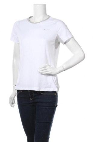 Γυναικείο t-shirt Quechua, Μέγεθος M, Χρώμα Λευκό, Τιμή 8,83€