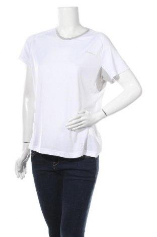 Γυναικείο t-shirt Quechua, Μέγεθος XL, Χρώμα Λευκό, Πολυεστέρας, Τιμή 8,28€