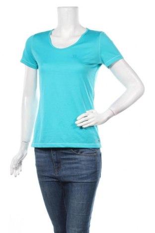 Дамска тениска Salomon, Размер S, Цвят Син, Цена 24,99лв.
