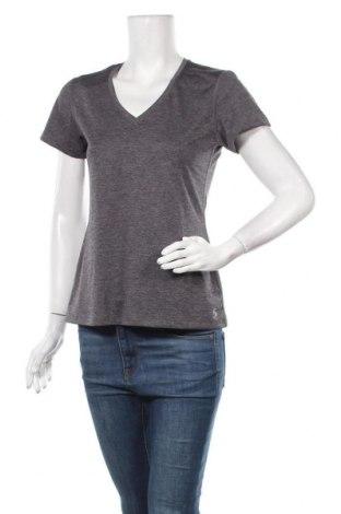 Дамска тениска Soffe, Размер M, Цвят Сив, Полиестер, Цена 10,71лв.