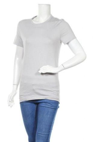 Γυναικείο t-shirt Tezenis, Μέγεθος S, Χρώμα Γκρί, Βαμβάκι, Τιμή 7,79€