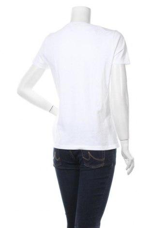 Γυναικείο t-shirt Tommy Hilfiger, Μέγεθος S, Χρώμα Λευκό, Βαμβάκι, Τιμή 29,39€