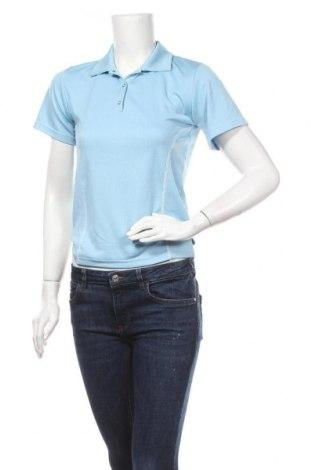 Дамска тениска Wilson, Размер S, Цвят Син, Цена 4,70лв.