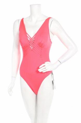 Дамски бански Biba, Размер M, Цвят Розов, 78% полиамид, 22% еластан, Цена 66,75лв.