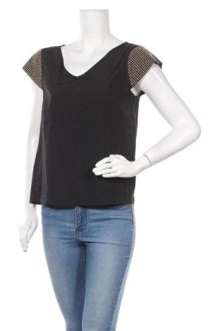 Γυναικεία μπλούζα Jacqueline De Yong, Μέγεθος S, Χρώμα Μαύρο, Τιμή 11,69€