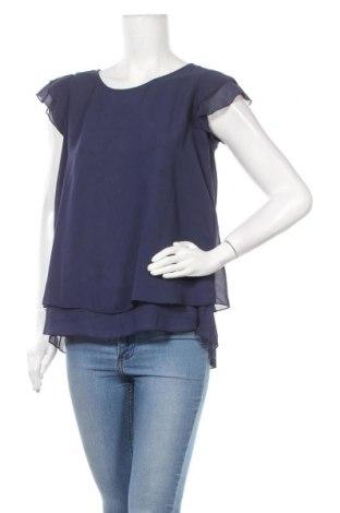Дамска блуза Maddison, Размер M, Цвят Син, Полиестер, Цена 17,01лв.