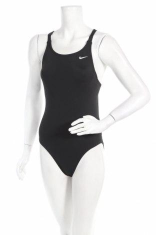 Дамски бански Nike, Размер XXS, Цвят Черен, Полиестер, Цена 44,25лв.