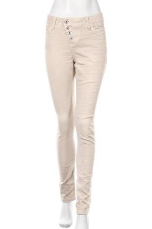 Дамски дънки, Размер M, Цвят Бял, Цена 8,51лв.