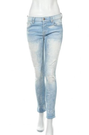 Γυναικείο Τζίν 7 For All Mankind, Μέγεθος M, Χρώμα Μπλέ, Τιμή 24,40€