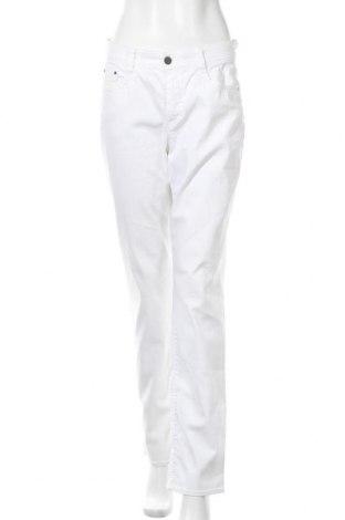 Дамски дънки Anna Montana, Размер M, Цвят Бял, Цена 23,52лв.