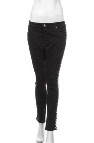 Дамски дънки Brave Soul, Размер XL, Цвят Черен, 98% памук, 2% еластан, Цена 42,00лв.