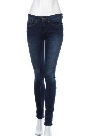 Дамски дънки Camaieu, Размер S, Цвят Син, 98% памук, 2% еластан, Цена 32,55лв.
