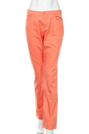 Дамски дънки Charles Vogele, Размер M, Цвят Розов, 98% памук, 2% еластан, Цена 5,78лв.