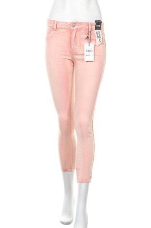 Дамски дънки Chicoree, Размер S, Цвят Розов, 68% памук, 29% полиестер, 3% еластан, Цена 9,98лв.