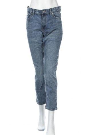 Дамски дънки Ellos, Размер L, Цвят Син, 99% памук, 1% еластан, Цена 39,69лв.