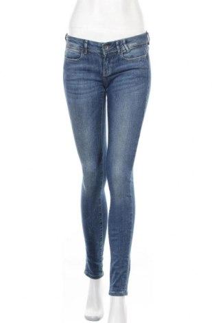 Γυναικείο Τζίν Guess, Μέγεθος M, Χρώμα Μπλέ, 92% βαμβάκι, 5% πολυεστέρας, 3% ελαστάνη, Τιμή 31,82€