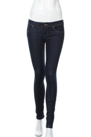 Дамски дънки J.Jeans, Размер S, Цвят Син, 84% памук, 15% полиестер, 1% еластан, Цена 6,83лв.