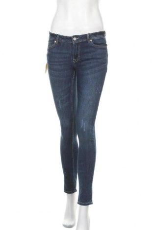 Дамски дънки Lois, Размер S, Цвят Син, 79% памук, 19% полиестер, 2% еластан, Цена 65,40лв.